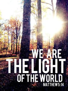 "kari jobe  :)...""We are The Light of the world, we are a city on a hill...and we gotta, we gotta, we gotta let The Light shine!"""