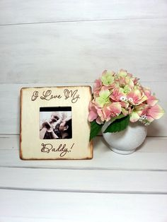 Hey, I found this really awesome Etsy listing at https://www.etsy.com/listing/169479123/personalized-picture-frame-i-love-my