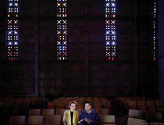 """Imagina Francia: Un viaje fantástico a través de Francia con Maia Flore. La iglesia Saint-Joseph, Le Havre #ImagineFrance"