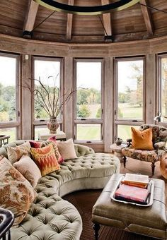19 Spaces Made Beautiful By Unique Furniture Choices ➤ http://CARLAASTON.com/designed/interior-decorate-eclectic-furniture