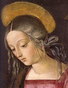 Pinturicchio - Santa Maria dei Fossi (detail)