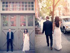 City Chic NY Wedding