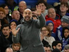 Guardiola says Man City have only 15 fit senior players for Hoffenheim clash Real Madrid Football Club, Liverpool Football Club, Liverpool Fc, Southampton Football, Southampton Fc, Chelsea Football, Chelsea Fc, Manchester City, Manchester United