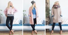 Fun Winter Layering