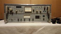 Rohde-Schwarz-Telefunken-FM-stereo-receiver-system-EBU-3156-MSDC2-Klangfilm-pr Televisions, Radios, Gears, Porn, German, Technology, Vintage, Movie, Deutsch