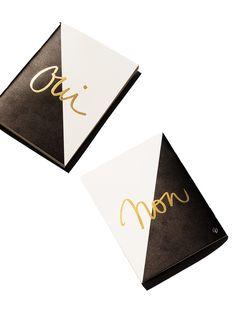 Oui/Non Pocket Notebook Set