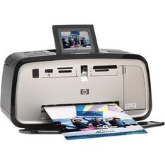 Introducing HP Photosmart A717 Compact Photo Printer. Great product and follow us for more updates!