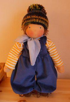 Freitagspuppe Piet ~ Friday Doll Piet