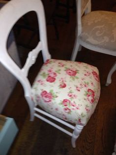 Shabby Chic Accent Chair Cath Kidston Rosali