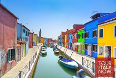 Feeling down? Let the colorful sights of Burano in Venice, Italy will cheer you up. Visit our site to learn more about this vibrant destination.