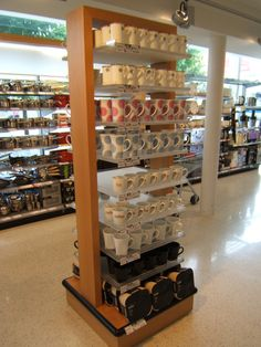 Tesco - Upmarket - Kensington - Visual Merchandising - Food - Grocery - Supermarket - Cookshop - Still VM - Clear Retail - www.clearretailgroup.eu