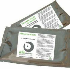 Vita Sea Mask System | Healing Zone Aesthetics  Nature's Oceanic Supplement Algae! Cryogenic Mask: Alginic Acid Mannitol Spirulina Cryogenic Activator: Aloe Vera Gel Spearmint Essential Oil Thyme Extract Menthol