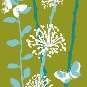 Retro Flowers  - Cross Stitch - via @Craftsy