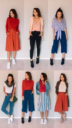 These outfits are cute Tumblr Fashion, Diy Fashion, Ideias Fashion, Autumn Fashion, Fashion Outfits, Womens Fashion, Style Casual, Cute Casual Outfits, Summer Outfits
