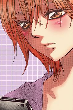 Skip beat_ Kyoko san finally fell in love <3