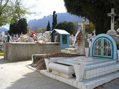 Monterrey, Mexico cemetery