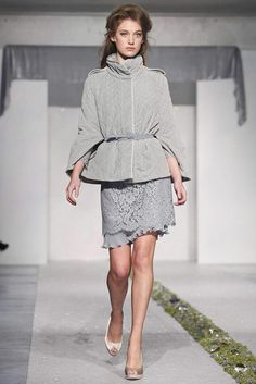 Luisa Beccaria Fall/Winter 2012 collection.