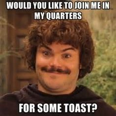 Nacho Libre says take it easy Men Quotes, Movie Quotes, Funny Quotes, Funny Memes, Hilarious, Humor Quotes, Tv Funny, Movie Memes, Nacho Libre Quotes