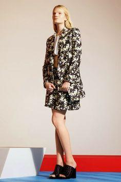 KENZO palm stripes jacket : manteau on our e-shop !