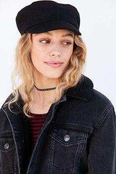 Wool Oliver Hat
