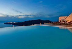 Most Romantic Hotels #Greece Anastasis Apartments, Imerovigli