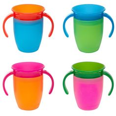 Munchkin 7-ounce Miracle 360 Trainer Cup - Overstock™ Shopping - Big Discounts on Munchkin Training Cups