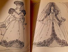 BARBIE BRIDE Vintage Childrens Mattel GIANT Golden Coloring Book In Books Antiquarian Collectible