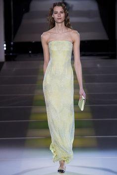 Giorgio Armani Milan Fashion Week A/W 14-15