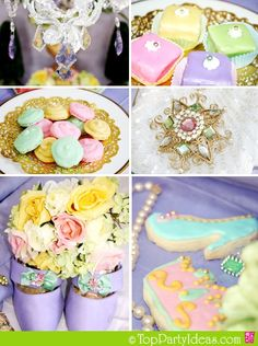 Marie Antoinette Party and French Inspired Theme Party by Jessica Huth