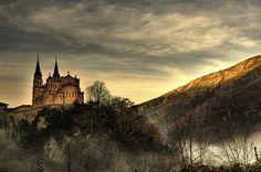 Real Basílica de Covadonga. Asturias. España