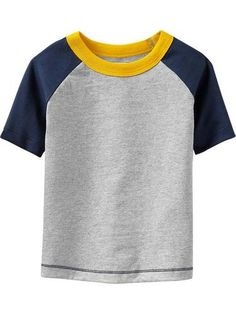 Old Navy |  Baseball Tees - Heather Gray | Code: 00388 | To order: http://www.shopaholic.com.ph/#!/Old-Navy-Baseball-Tees-Heather-Gray/p/29444452 |   Size: 12-18mos