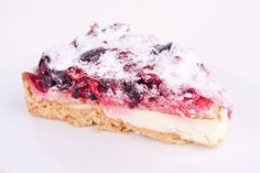 Italian Recipe: Frutti di Bosco Berry Cream Tart