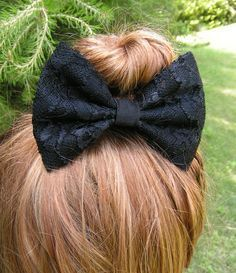 lace bows for teens - Google Search