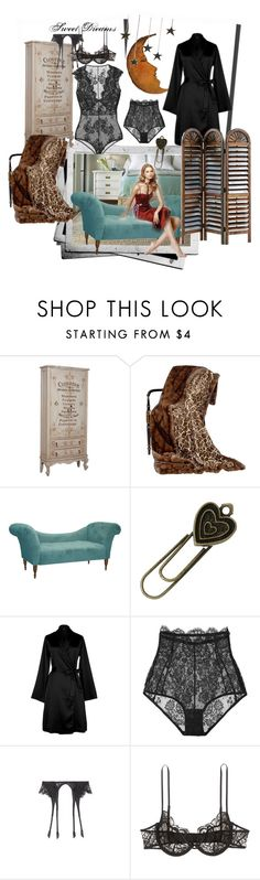 """Sweet Dreams"" by deborah-lambson ❤ liked on Polyvore featuring Buccellati, I.D. SARRIERI, Kiki de Montparnasse, women's clothing, women, female, woman, misses, juniors and lingerie"