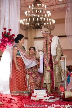 indian wedding traditional ceremony http://maharaniweddings.com/gallery/photo/6245