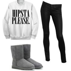School outfit:)