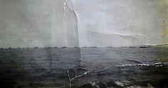 130 Pearling Luggers of Darwin coastline.
