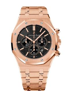 Audemars Piguet Royal Oak Chronograph 26320OR.OO.1220OR.01 Rose Gold Watch