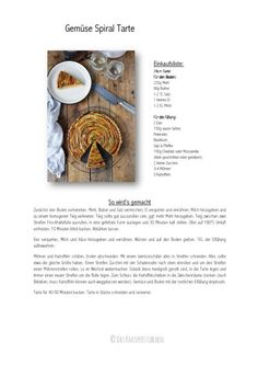 Gemuese Spiral Tarte - Vegetable Spiral Tart Recipe-001