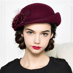 for Women Dome Beret Hat Outdoor Soft Colourful Lovely Warm Casual