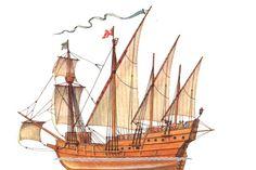 caravel redonda - portuguese