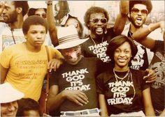 parliamentfunkadelic:    TGIF Yall  P-Funk style