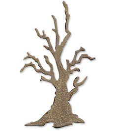 Sizzix Bigz Die Branch Tree