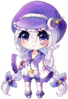 Nila by Marmaladecookie on DeviantArt Chibi girl