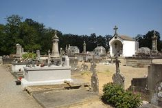 Cemetery (Oradour-sur-Glane, France) by courthouselover, via Flickr