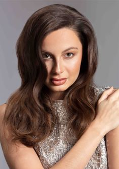 Big volume with effortless waves. Most Common Hair Color, Sweet Like Chocolate, Half Up Half Down, Beauty Routines, Ponytail, Hair Extensions, Wedding Hairstyles, Braids, Hair Beauty