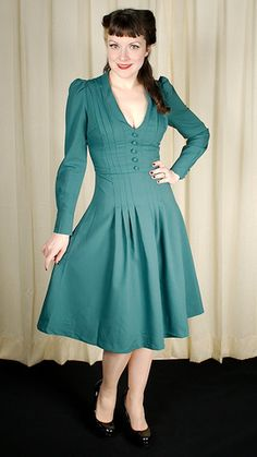 Choose from a great collection of vintage-inspired dresses in classic pin  up and rockabilly styles! f554ce137788