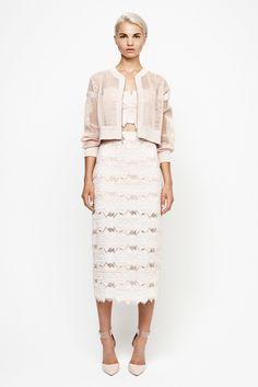 Jonathan Simkhai Spring 2015 Ready-to-Wear Collection Photos - Vogue