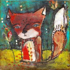 Win a spot in my online course How To Create Whimsical Animals today on my blog: http://juliettecrane.com/blog/ #juliettecrane