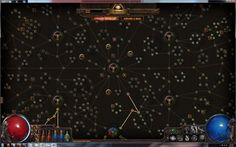 Path of Exile. Look at that fucking monstrous skill tree. LOOK AT IT.